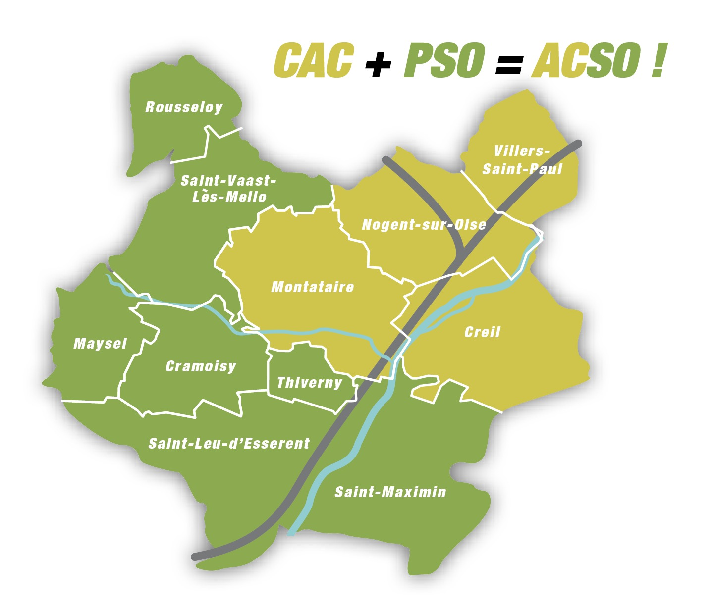 Carte  ACSO  Montataire  2017